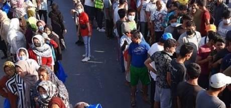 Demonstratie in Arnhem voor beter lot van vluchtelingen in kamp Moria
