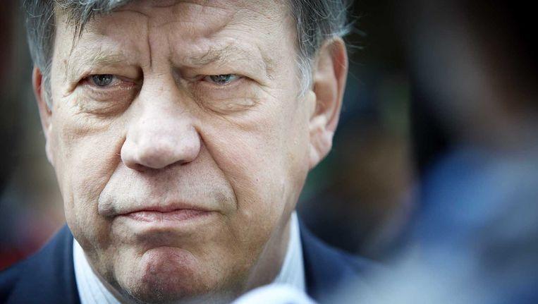 Minister Ivo Opstelten van Veiligheid en Justitie. Beeld anp