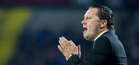 NAC-trainer Vreven: 'Verliezen van amateurclub zou een schande zijn'