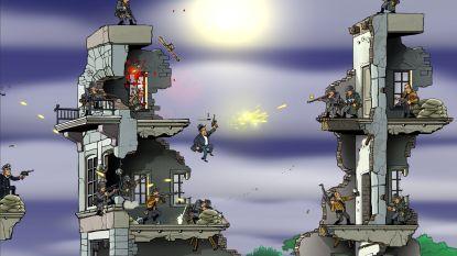 Vlaamse gamestudio scoort met frisse en karaktervolle platformshooter 'Guns, Gore & Cannoli 2'
