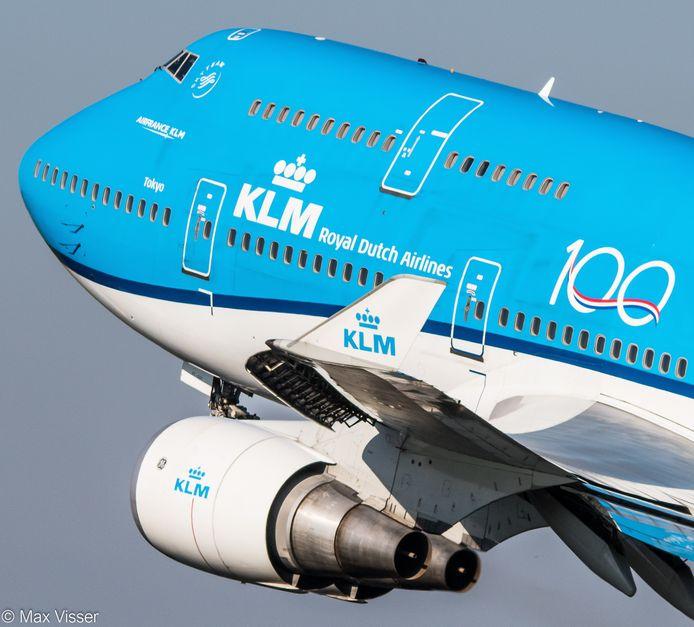De Boeing 747