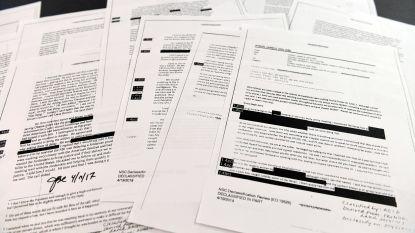 """Ex-FBI-baas in memo's: """"Trump was bezorgd over lekken, loyaliteit en Michael Flynn"""""""