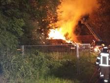 Brand in schuur Kapelle verrast niemand