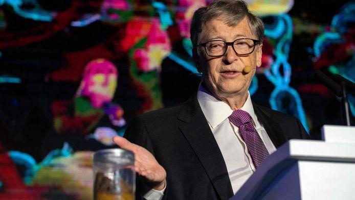 Bill Gates a consacré une partie de sa fortune à la généralisation des toilettes dans le monde