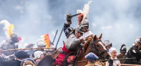 Stap vier eeuwen terug in de tijd en huiver van de Slag om Grolle