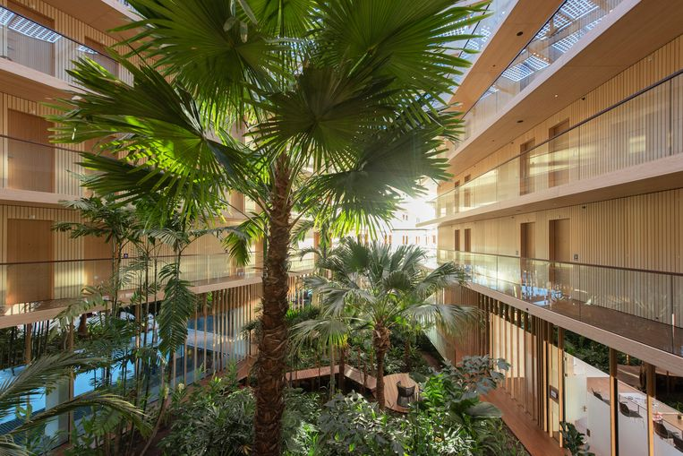 Hotel Jakarta, Amsterdam. Beeld Iwan Baan