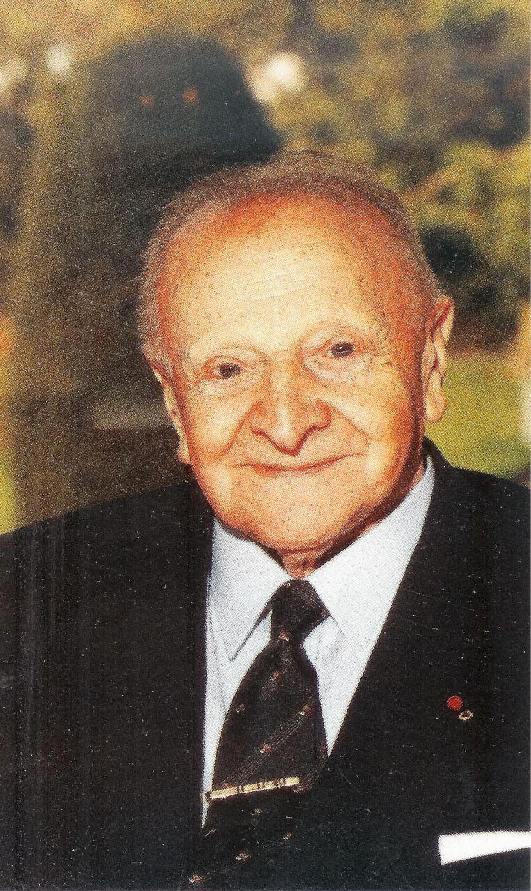 Stichter Alberic Florizoone.