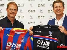 Frank de Boer moet ambities Crystal Palace gestalte geven