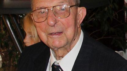 Ex-burgemeester (98) overleden