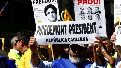 Catalaanse ex-premier Carles Puigdemont keert terug naar België