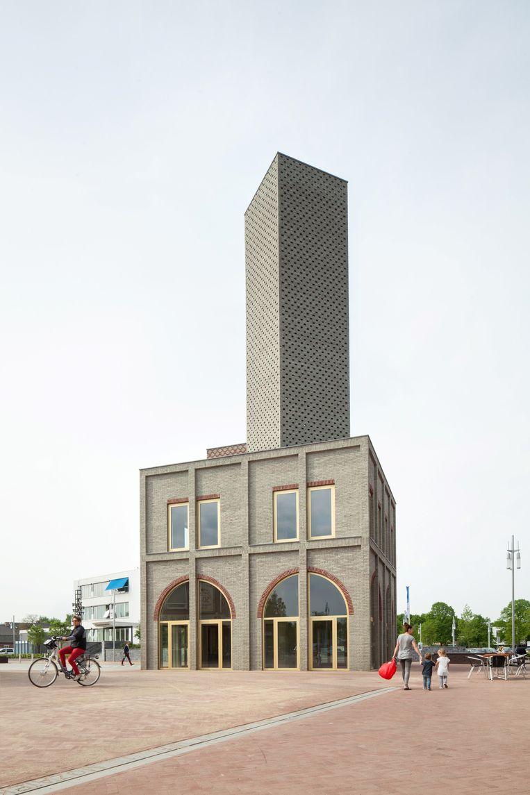 De Landmark. Beeld Stijn Bollaert