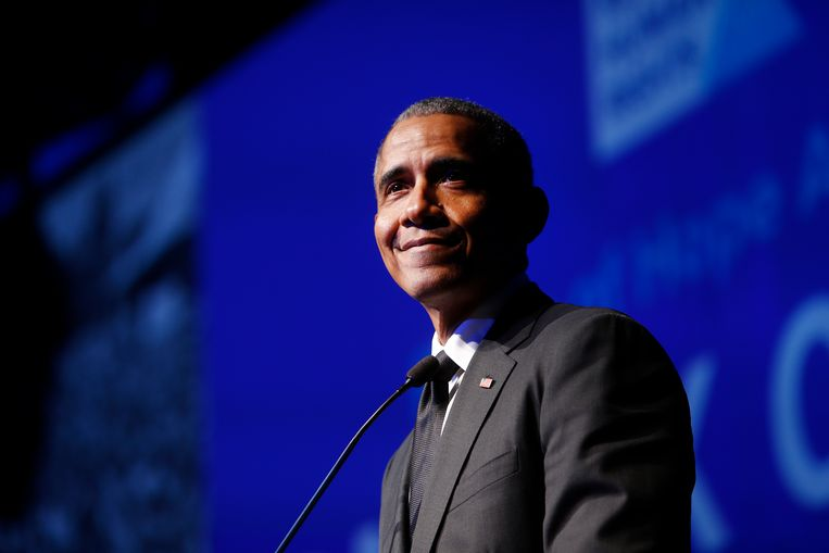 Barack Obama deelde zijn favoriete films, liedjes en boeken uit 2018.