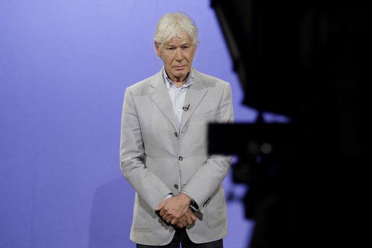 Van Vliet kreeg de prijs voor zijn hele carrière. © ANP Beeld