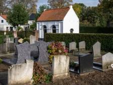 Wereld van verschil tussen begraafplaatsen in Philippine