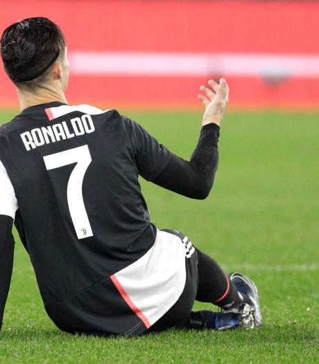 La Juve trébuche, l'Inter garde les commandes de la Serie A