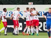 Jordy Thomassen bezorgt Helmond Sport een punt tegen Go Ahead Eagles