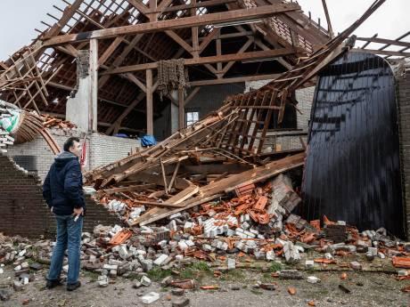 De schrik zit er nog in, een jaar na de superstorm