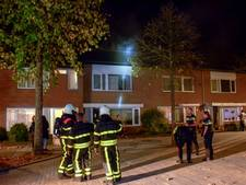 Gewonde bij zolderbrand in Tilburgse woning
