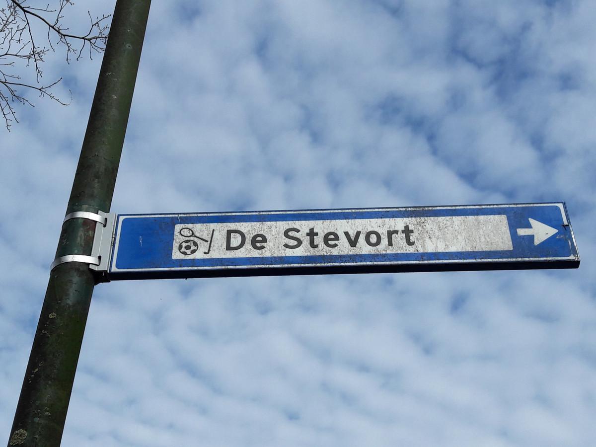 Sportpark de Stevort.