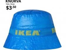 Le bob Ikea à 3 euros, inspiré des célèbres sacs bleus Frakta, fait le buzz