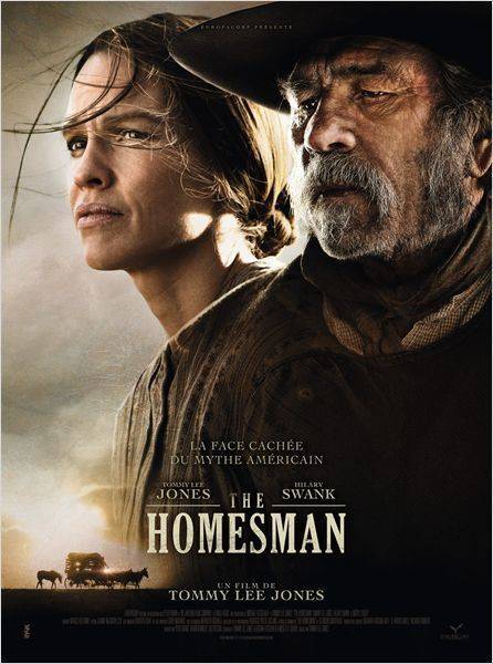 """The Homesman"" avec Hilary Swank et Tommy Lee Jones est en lice."
