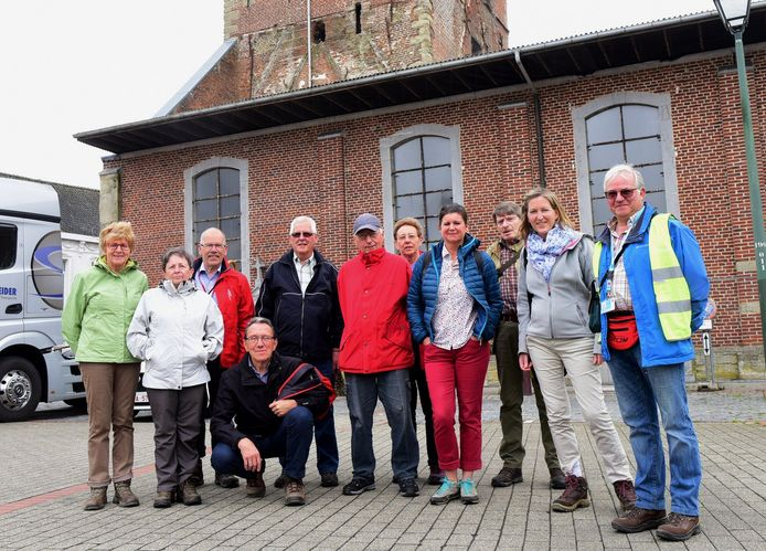 Wandelaars kwamen onze streek ontdekken