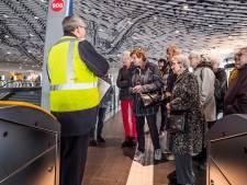 Treinstation Delft glansrijk in de landelijke top 10 van beste stations: 'Soort huiskamergevoel'