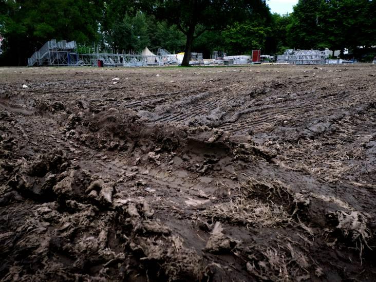 Palm Parkies hoeft niet te verhuizen dit jaar: 'Wantijpark is tijdig hersteld'