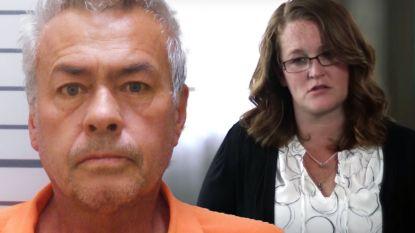 """Levenslang voor stiefvader die Rosalynn (12) ontvoerde en negen kinderen bij haar verwekte: """"Ik heb haar nooit verkracht, ik heb enkel de liefde bedreven"""""""