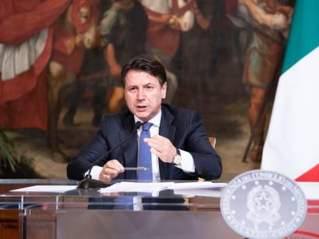 """L'Italie lance un appel solennel: """"Si nous sommes une Union, il est temps maintenant de le prouver"""""""