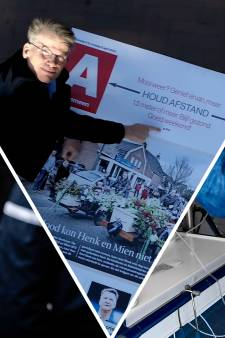 AD-hoofdredacteur blikt terug op april: 'Natuurlijk schrijven we over demonstraties tegen lockdown'