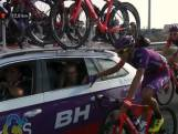 Wielrenner vraagt vriendin ten huwelijk tijdens slotetappe Vuelta