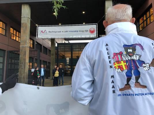 Actie voor de rechtbank in Leeuwarden.