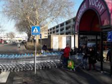Ingreep winkelcentrum Hoge Vucht: uitbreiding, restylen entrees, nieuwe overkapping