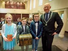 Nieuwe jeugdburgemeester van Nuenen geïnstalleerd