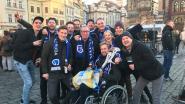 """Supporters Racing Genk bereiden zich voor op groot feest: """"100 T-shirts voor overwinning zijn al besteld"""""""