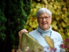 Margot Heidrich uit Nuenen was bij de val van De Muur