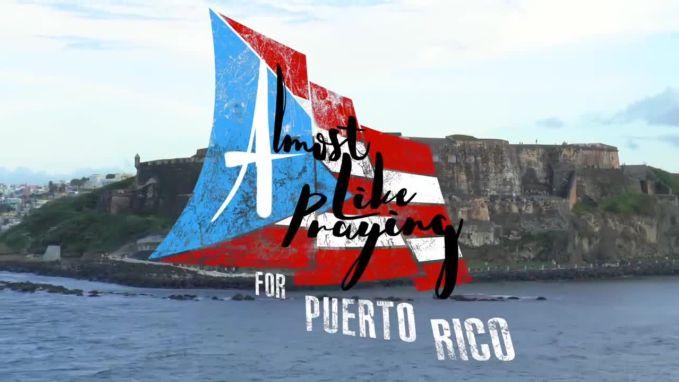 Jennifer Lopez, Luis Fonsi en andere grote sterren zingen voor Puerto Rico