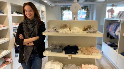 Ex-Miss België Cilou Annys klist dieven die voor 5.000 euro kledij willen stelen in haar babywinkel