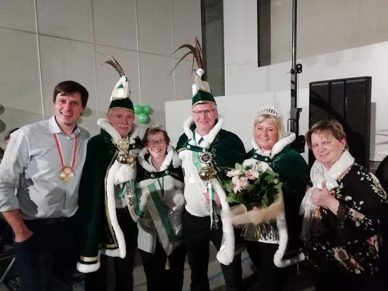 Dirk Couwelier schrijft een beetje carnavalsgeschiedenis in Torhout.