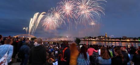 Helft Nijmegenaren wil vuurwerkverbod en een centrale show met oud en nieuw