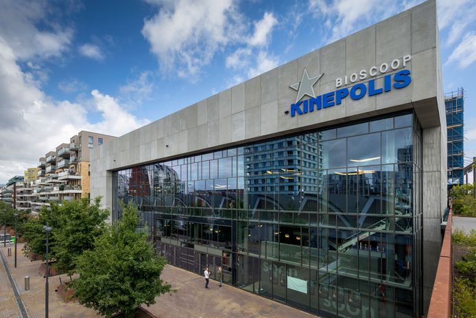 Maandag mogen de bioscopen weer open met 30 bezoekers per zaal, vanaf 1 juli worden dat er mogelijk 100 per zaal.