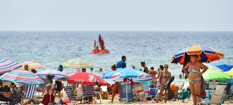 Kunnen we deze zomer nog naar de Spaanse kust? Beeld Hollandse Hoogte /  ANP