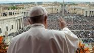 Paus roept in paasboodschap op tot vrede in Libië