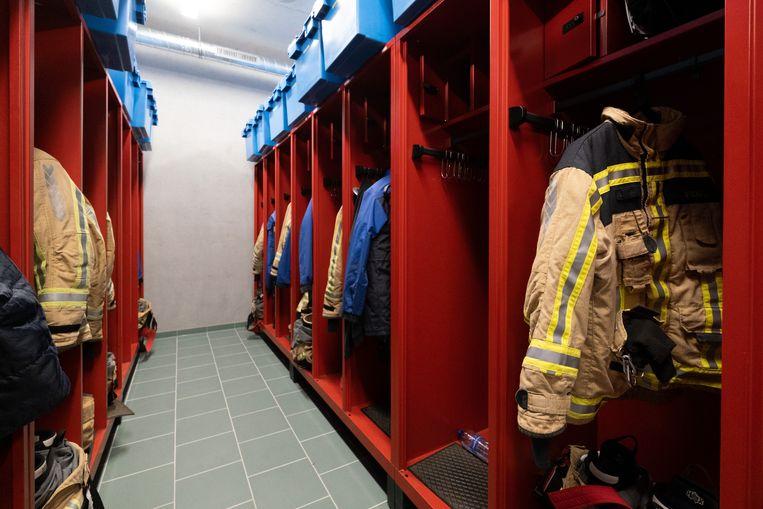 Om steun te betuigen aan hun overleden collega's, zamelen de brandweerlui van Bilzen en Hoeselt geld in voor de nabestaanden via hun jaarlijkse mountainbiketocht.
