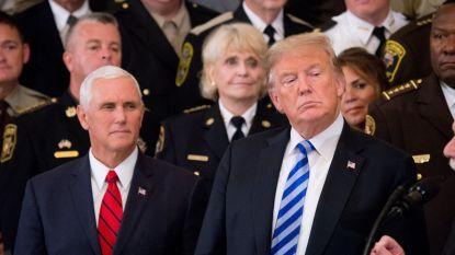 Vicepresident Mike Pence wil met leugendetector bewijzen dat hij niet achter opiniestuk tegen Trump zit