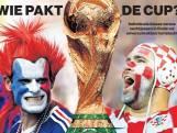 De klasse van Frankrijk of de vechtlust van Kroatië?
