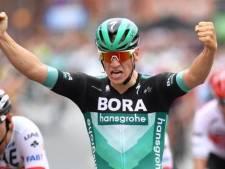 Pascal Ackermann remporte au sprint la 3e étape Tour du Guangxi