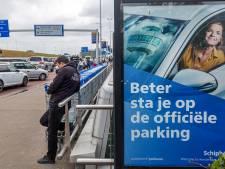 Parkeerbedrijf Schiphol plots verdwenen: 'Daar sta je dan met je baby'