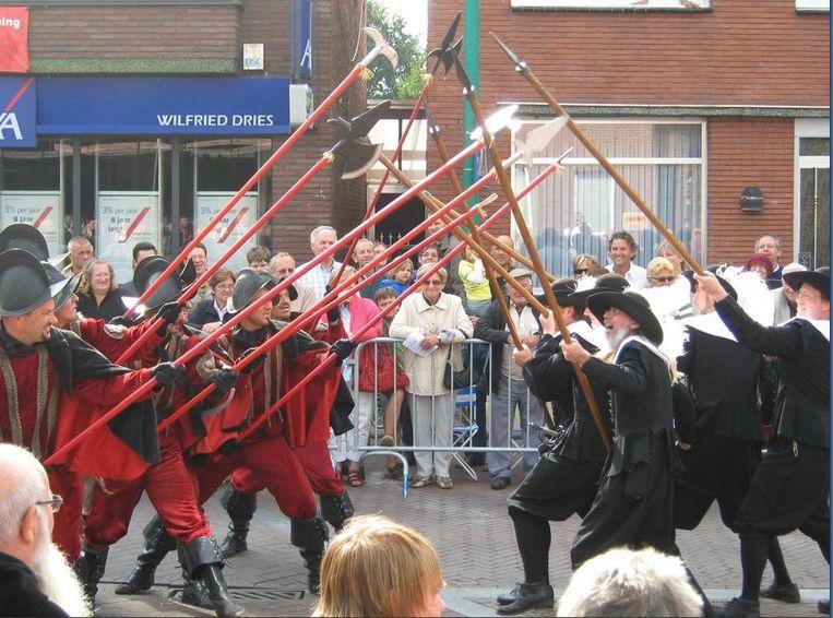 Ter gelegenheid van 850 jaar Essen was er in 2009 een groots opgezet evenement met wel 1.000 figuranten.